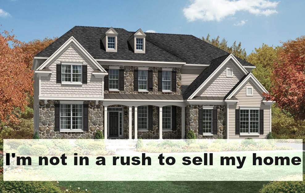 I Want My Will To Say To Sell Real Property